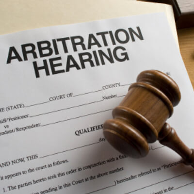 Arbitration law In Nandurbar